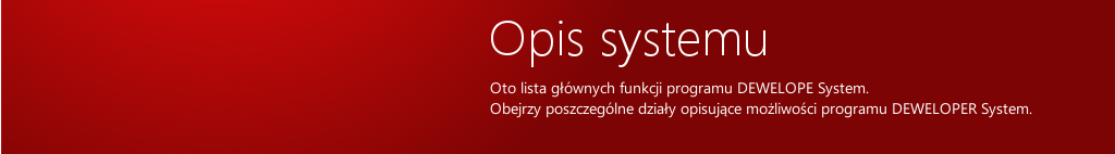 Opis systemu
